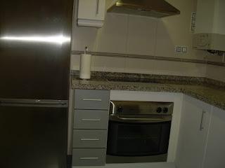 piso en alquiler calle picasso castellon cocina