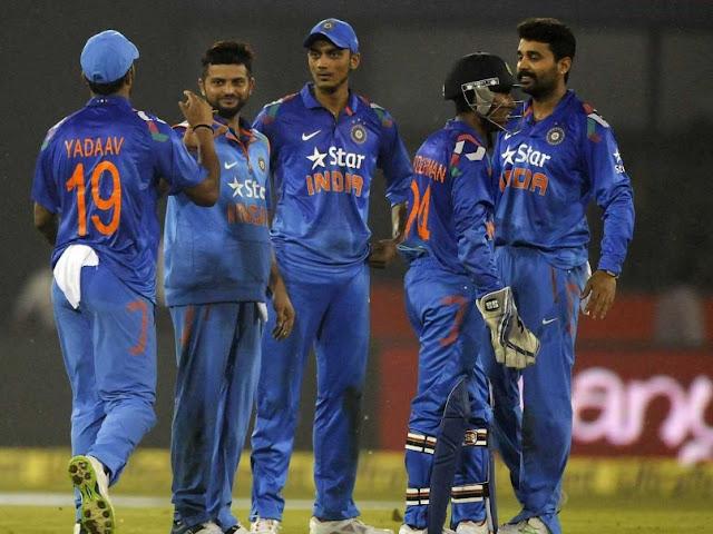 India (IND) vs Sri Lanka (SL)