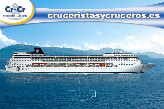 ► La primera escala de MSC Armonia en La Habana, marca la expansión de MSC Cruceros en su oferta de Cuba y Caribe