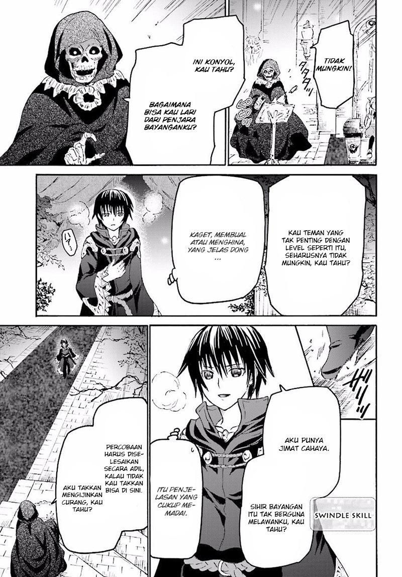 Baca Komik Death March Chapter 22B