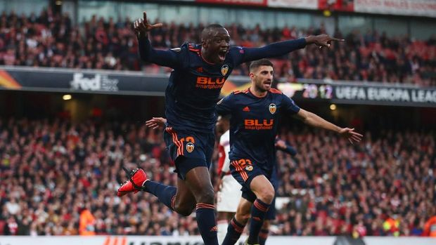 Berikut Prediksi Valencia Melawan Arsenal Semifinal Liga Eropa 2019
