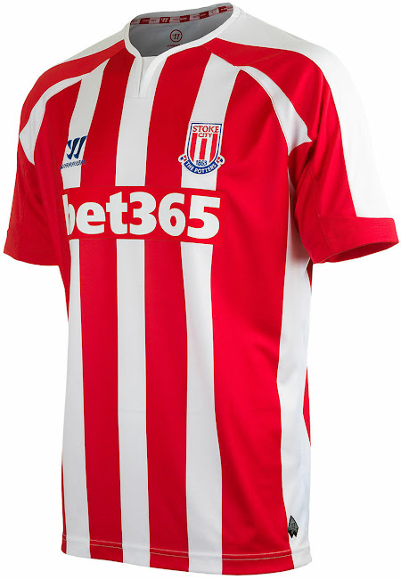 a395e25f2 Warrior Stoke City 14-15 Home and Away Kits Released - Footy Headlines