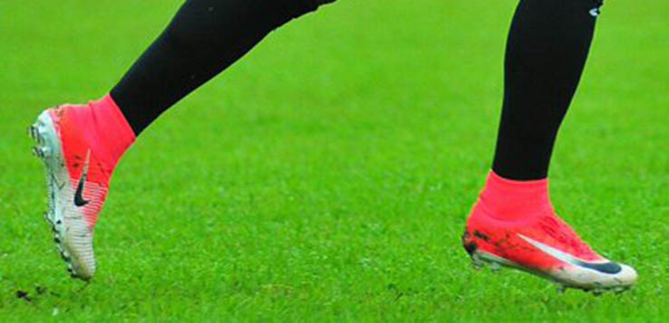 wholesale dealer 31eb0 81374 ... Indonesian Player Trains in Unreleased Nike Mercurial Superfly V Boots  ...
