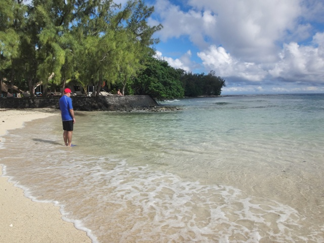 Playa de Ile des Deux Cocos