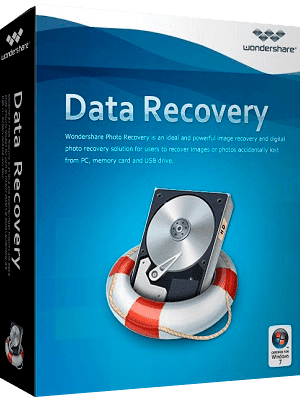 Wondershare Data Recovery Box Imagen