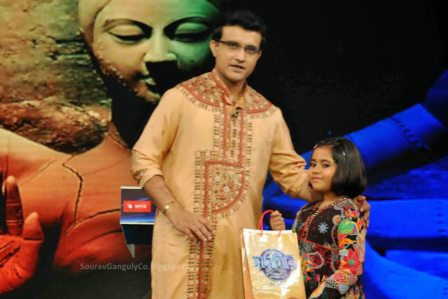 Pics : Sourav Ganguly's DADAGIRI Unlimited Season 4 - 2013