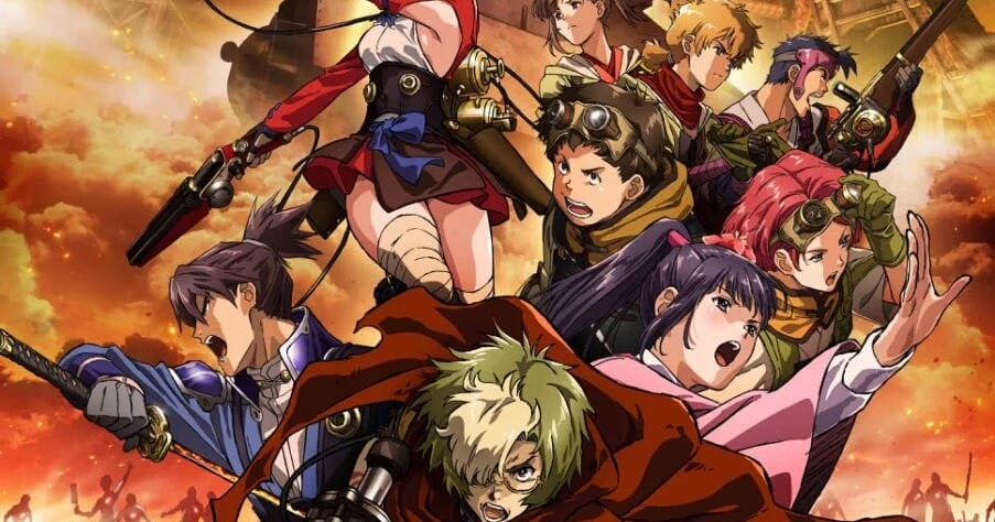Kabaneri Of The Iron Fortress Wallpaper: Otaku Nuts: Kabaneri Of The Iron Fortress Anime Review