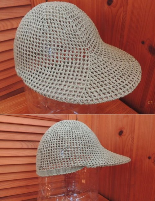 Summer Hat - Free Pattern