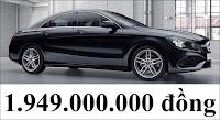 Giá xe Mercedes CLA 250 4MATIC 2019