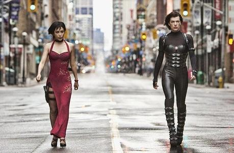 Resident evil retribution trailer download.