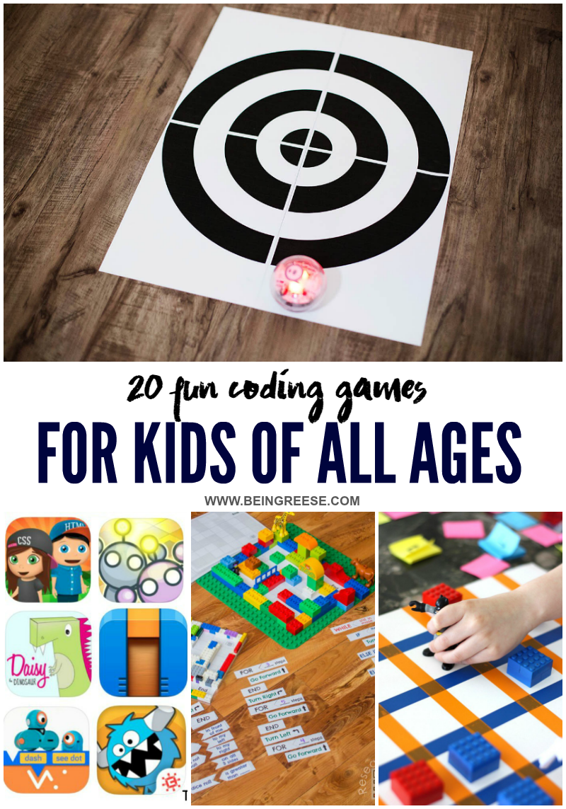 Teach your kids to love and master coding with these 20 fun coding games for kids of all ages