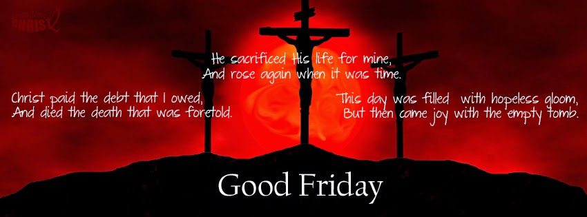 Good Friday is Good Because God is Good