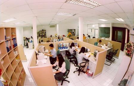 Văn phòng cho thuê tại quận 7