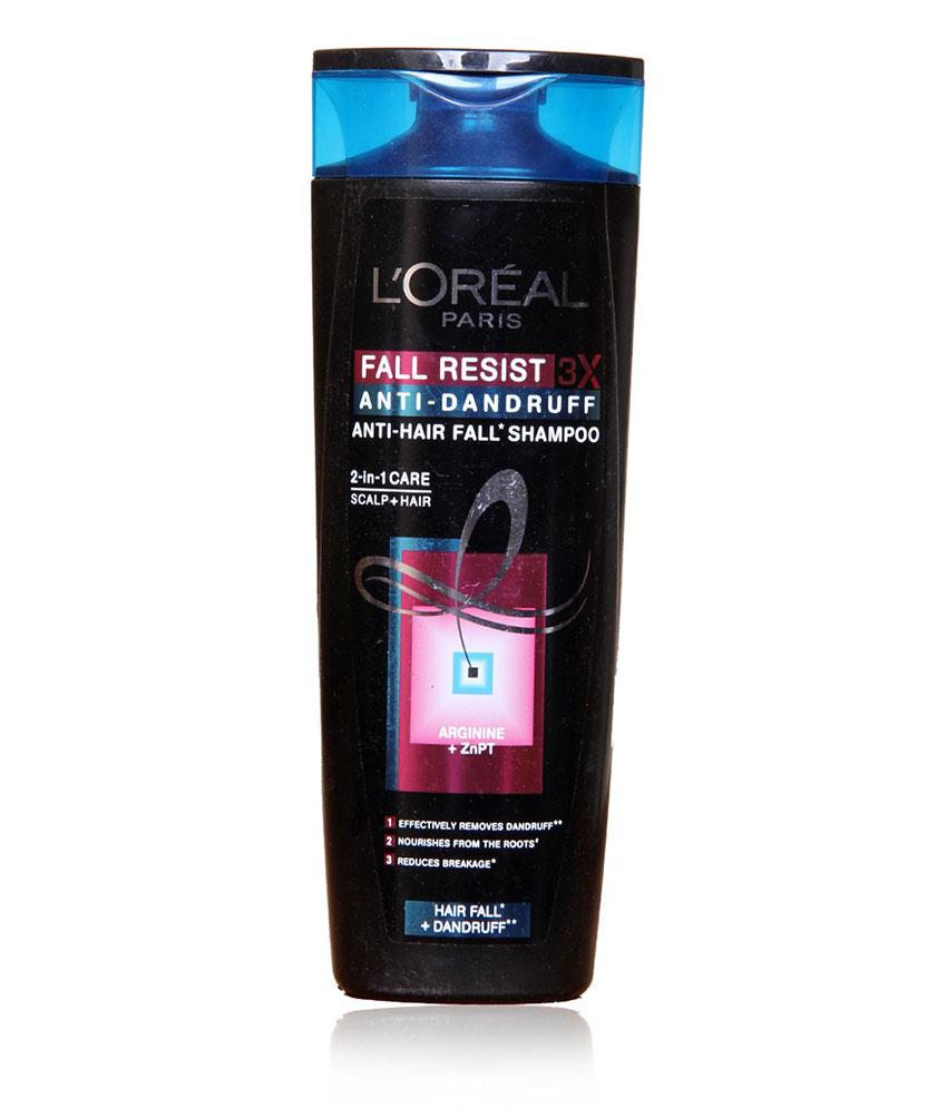 Loreal Paris Fall Resist 3X Shampoo 330 ML