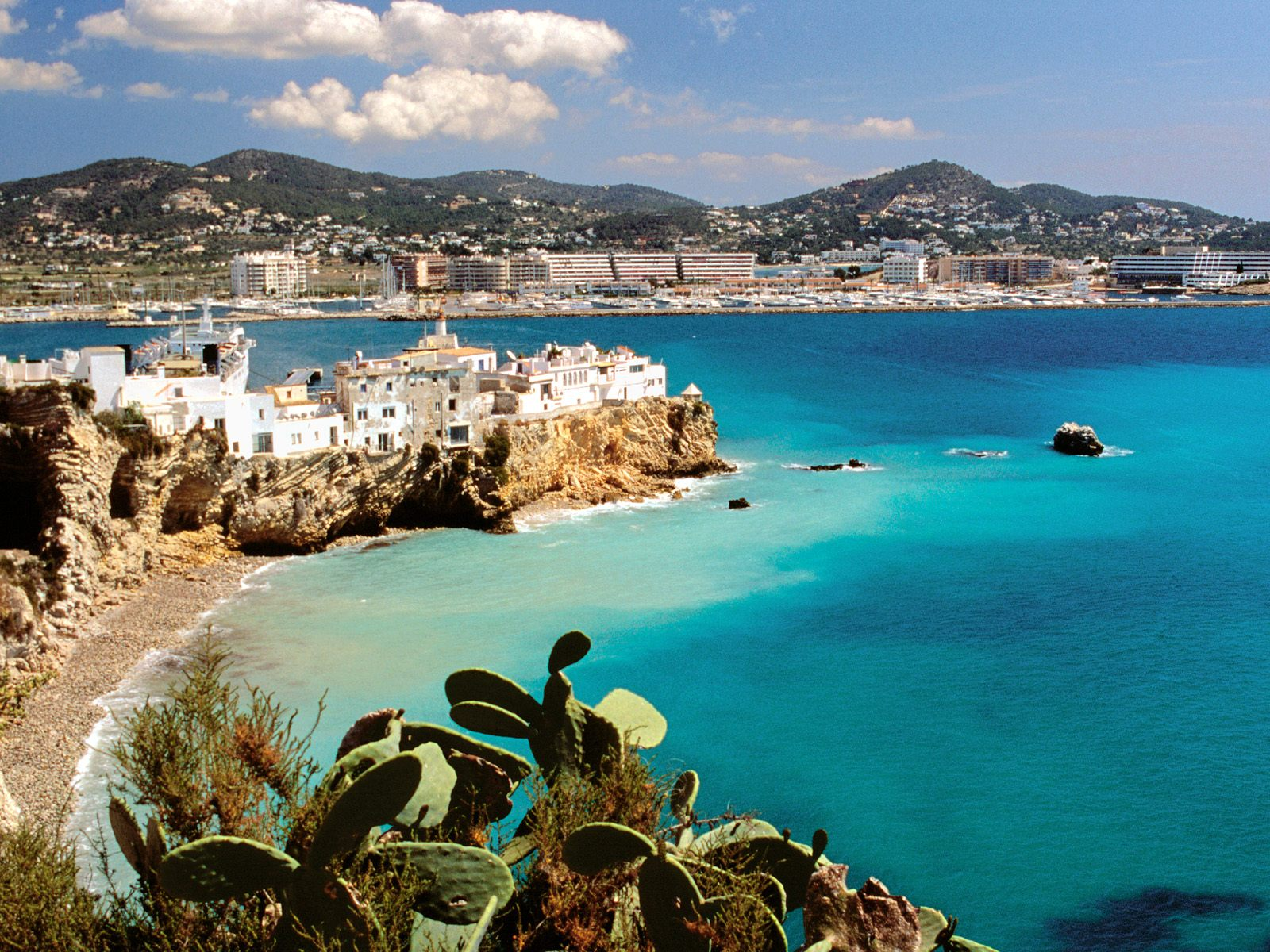 Ibiza Spain  Travel Guide and Travel Info  Tourist Destinations