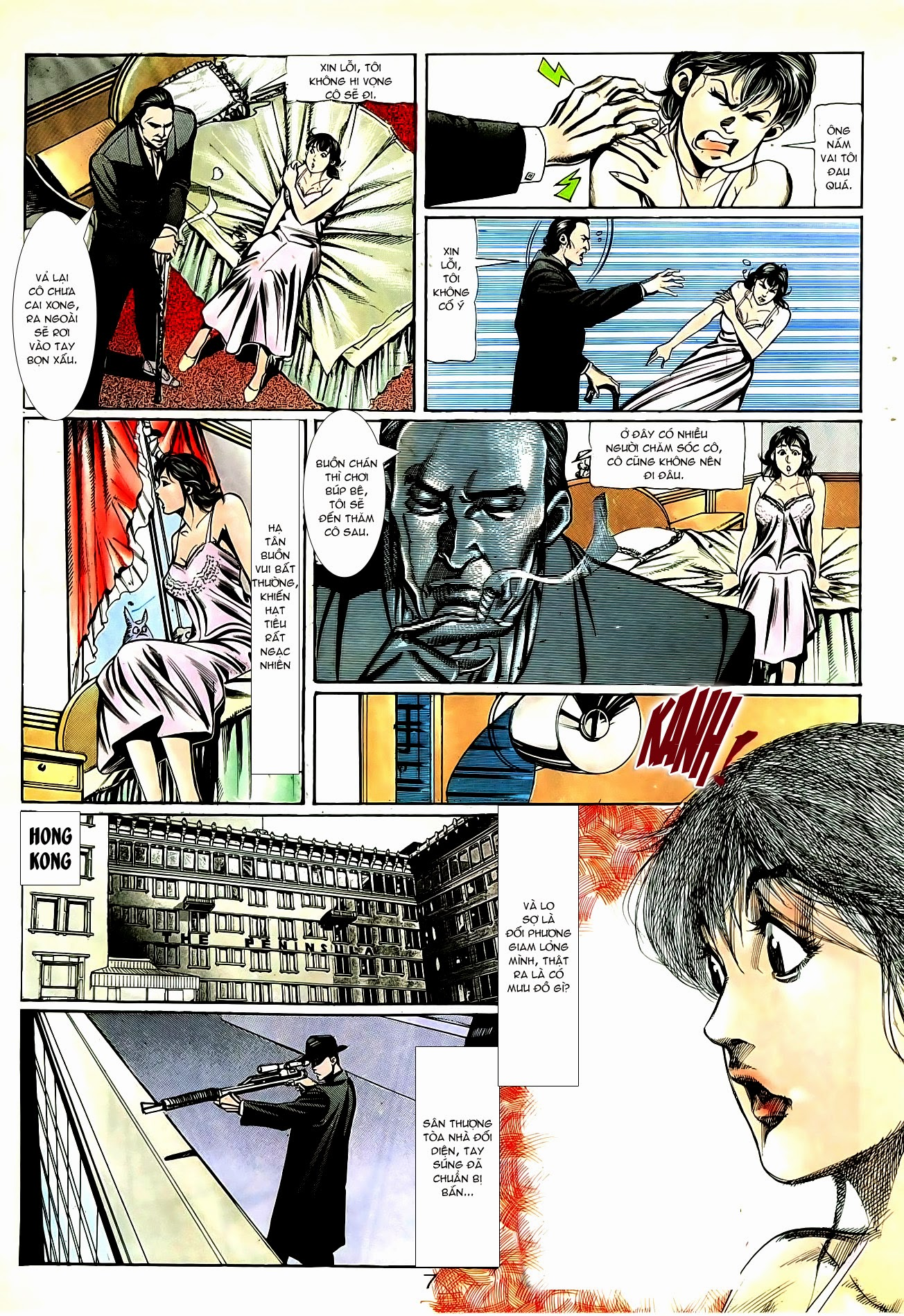 Người Trong Giang Hồ chapter 84: đỗ vương hạ tân trang 11