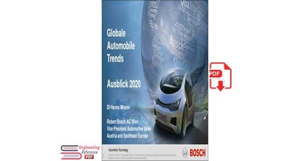 Global Automobile Trends Ausblick 2020