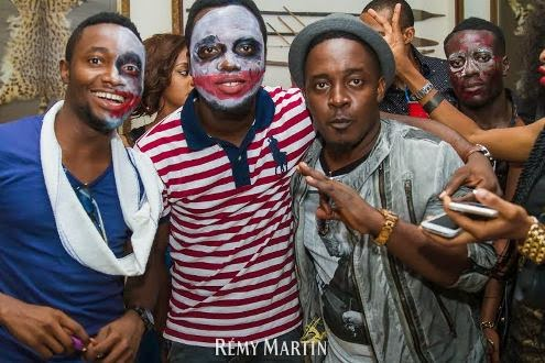 i Pics from all the scary fun at The Club With Remy Halloween edition
