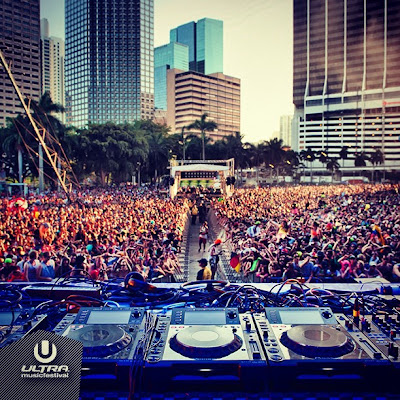 GRANDES EVENTOS: Ultra Music Festival 1