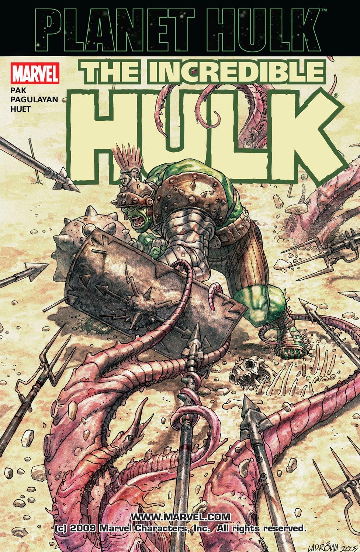 Incredible Hulk – Planet Hulk | Comics