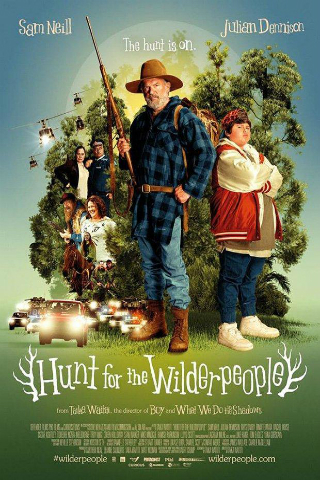 Hunt for the Wilderpeople [2016] [DVDR] [NTSC] [Subtitulado]