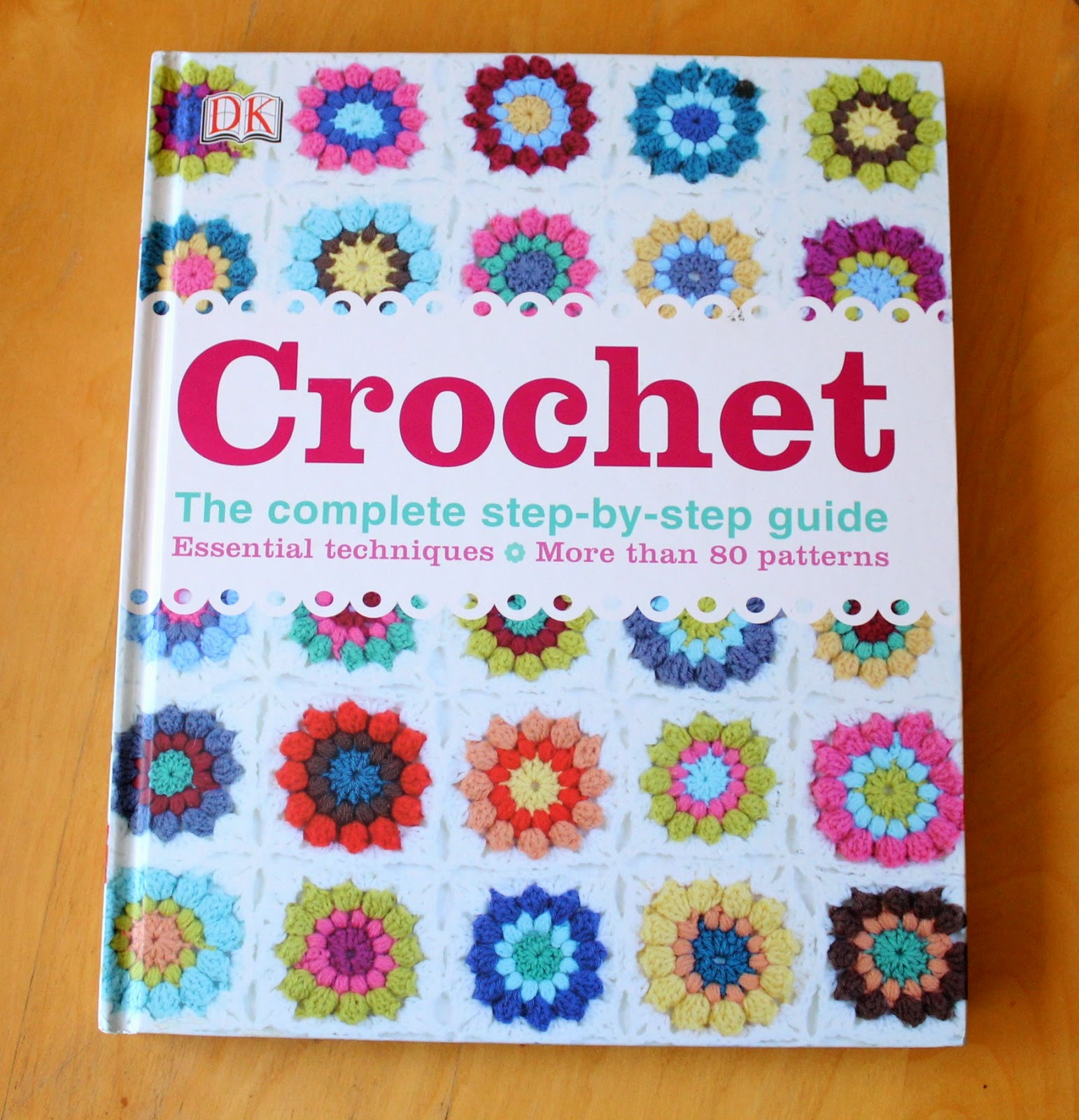 Easy Crochet Book Cover : Fizzi jayne makes crochet book review