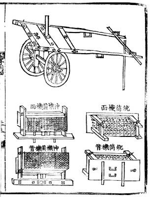 Joseon Dynasty Hwacha