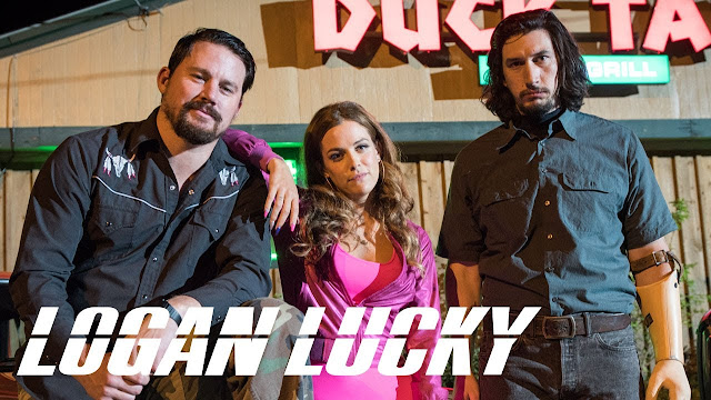 Logan Lucky: Film Review