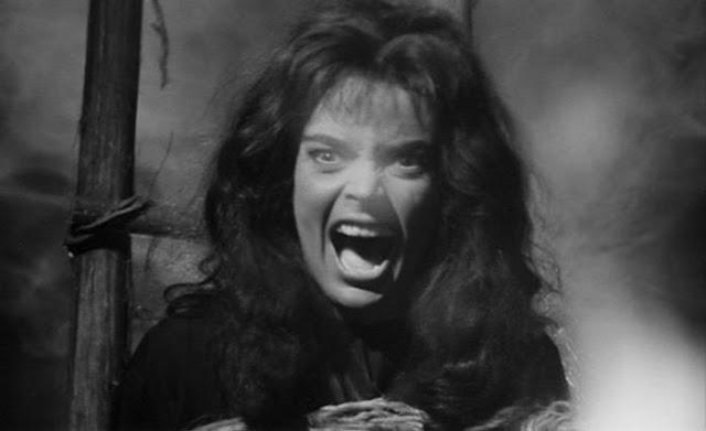 secuencia de La Máscara del demonio 1960