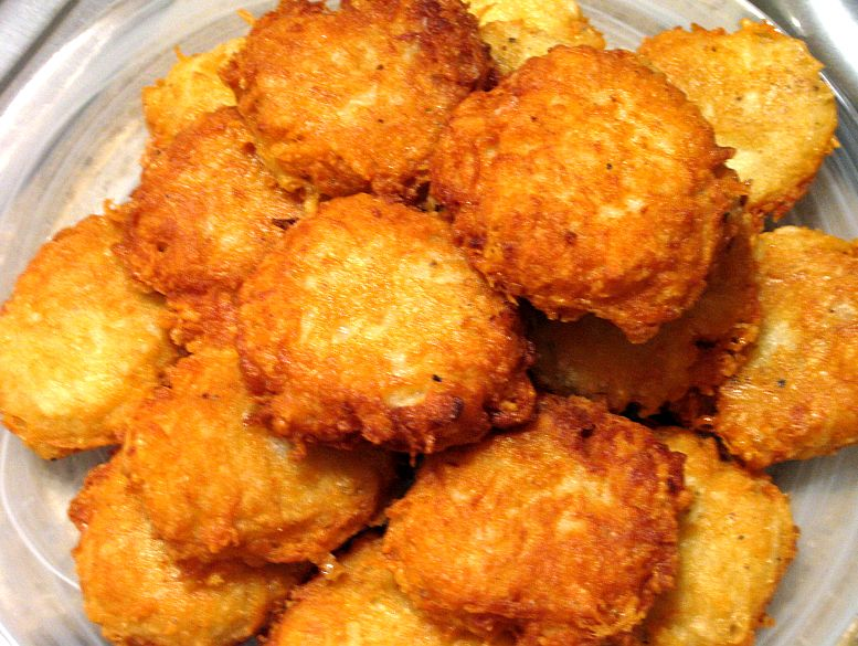Easy Fried Mashed Potato Cakes