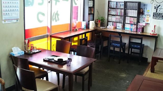 ゆい食堂の店内の写真
