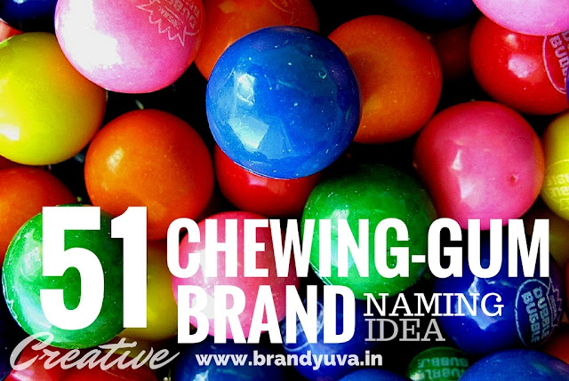 chewing-gum-names-idea