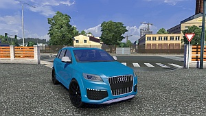 Audi Q7 mod