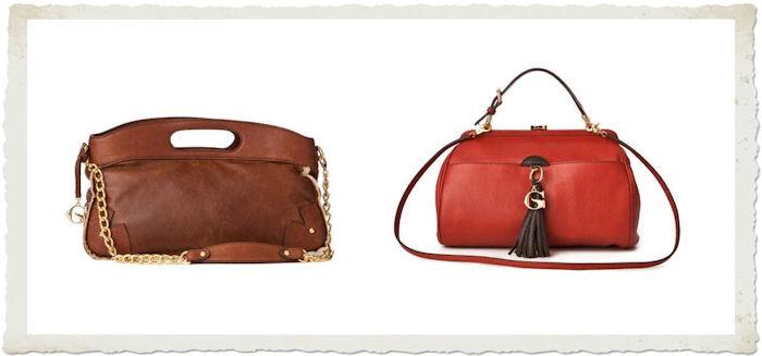 borse artigianali in pelle del brand To Be G Firenze