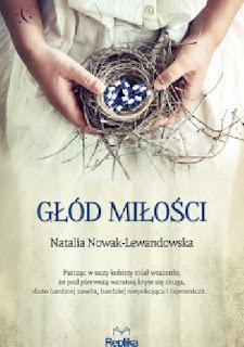 Natalia Nowak-Lewandowska - Głód miłości || Patronat medialny & recenzja