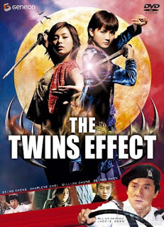 THE TWINS EFFECT (2003) คู่พายุฟัด 1