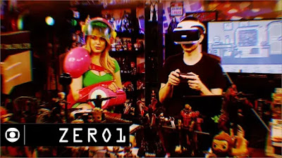 Zero 1: volta no próximo sábado!