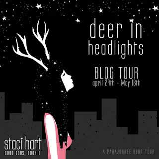 Blog Tour: Deer in Headlights by Staci Hart *Review & Giveaway*