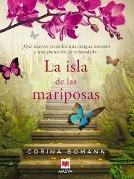 """""""La isla de las mariposas"""" de Corina Bomann"""