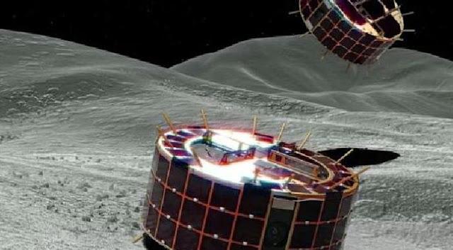 gambar: Terbongkarnya Rahasia Asteroid Ryugu
