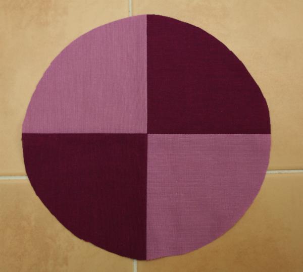 Porthole Quilt Block tutorial | DevotedQuilter.blogspot.com