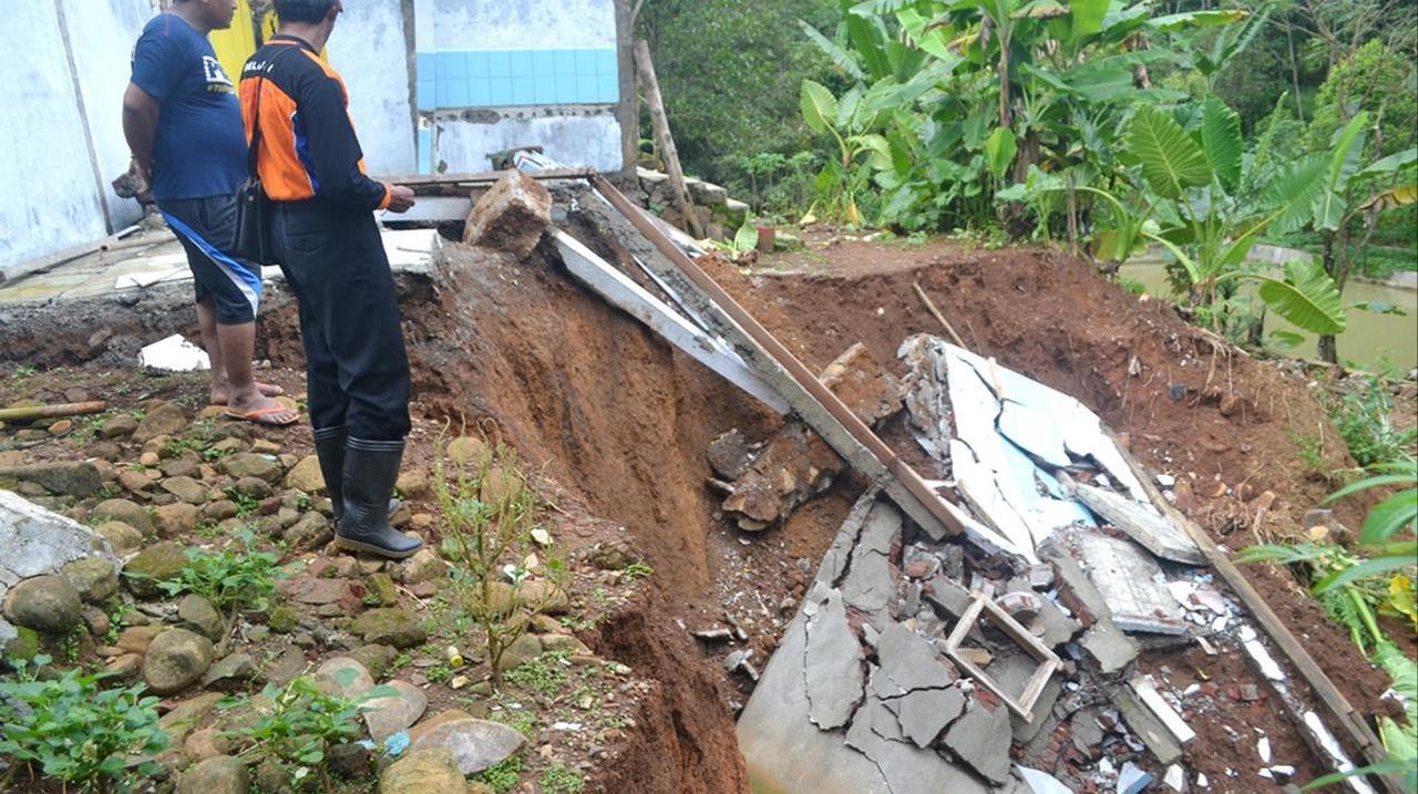 Titik Banjir dan Longsor di Purbalingga dan Banjarnegara