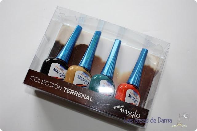 Colección Terrenal Masglo