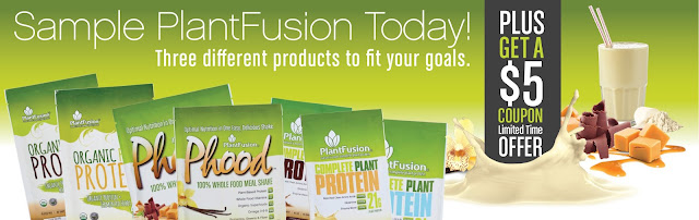 protein giveaway and plantfusion coupon
