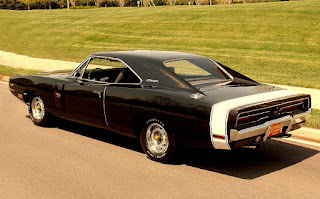 1970 Dodge Charger RT Hemi Rear Left Picture