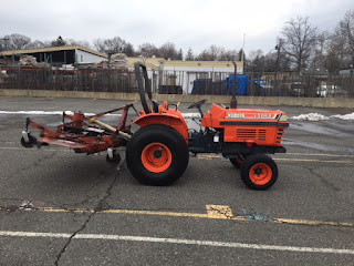Newsearch Equipment Amp Salvage Nice Kubota L2050 With