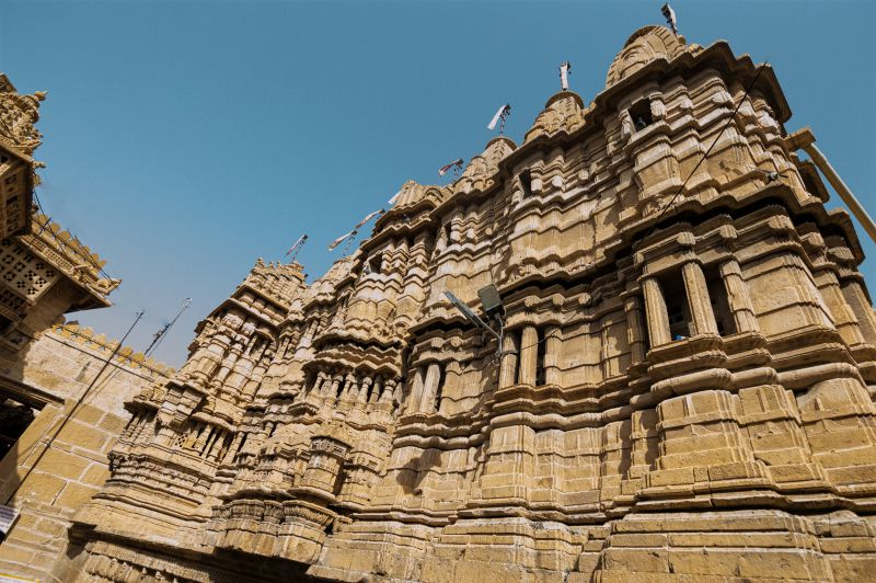 Jain Temples Jaisalmer Fort - Jaisalmer