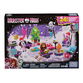 MH Advent Calendar Frankie Stein Mega Blocks Figure