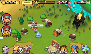 Adventure Town MOD (Unlimited) APK v0.10.12
