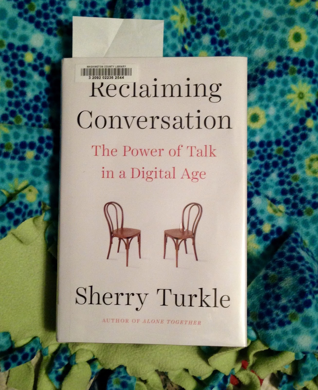 can you hear me now sherry turkle thesis Can you hear me now can you hear me now , written by sherry turkle, was published in forbes magazine in 2007 turkle's main argument is that the technology of today, which is intended to connect people, is actually making them estranged not only to others but also to themselves.